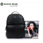 Danny Bear Jeans Series Unisex Large Bacpack