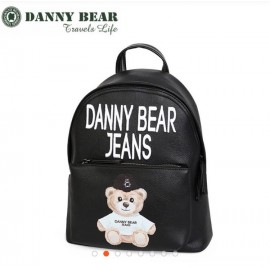 image of Danny Bear Jeans Series Limited Edition Backpack
