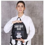 Danny Bear Jeans Series Limited Edition Backpack