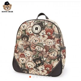 image of Danny Bear Travel Series Elf Bear Casual Backpack
