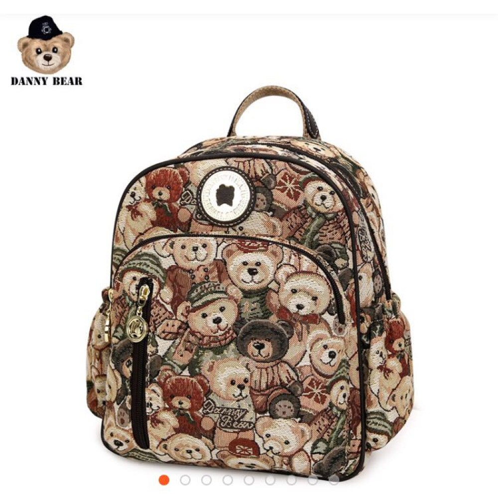 Danny Bear Elf Bear Series Backpack