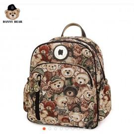 image of Danny Bear Elf Bear Series Backpack