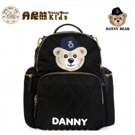 image of Danny Bear Jeans Series Mom's Backpack