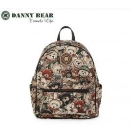 image of Danny Bear Elvin Bear Backpack