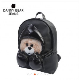 image of Danny Bear Jeans Series Boxing Bear Backpack