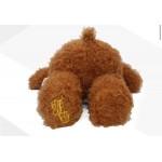 Danny Bear Standing Apron Stuffed Bear 30cm