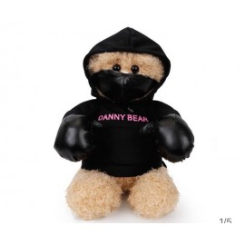 image of Danny Bear Boxing Bear Soft Toy 30cm
