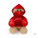 Danny Bear Boxing Bear Soft Toy 30cm