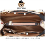 Danny Bear Nautical Bear Korean Sling Bags