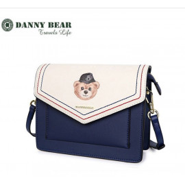image of Danny Bear Korean Sling Bags