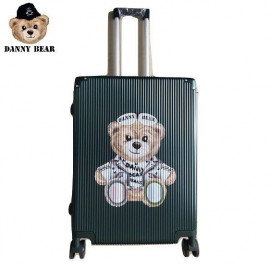 image of Danny Bear Travel Series Aluminium Luggage