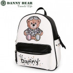 Danny Bear Korean Style Limited Edition Backpack