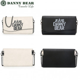image of Danny Bear Jean Series Limited Edition Sling Wallet