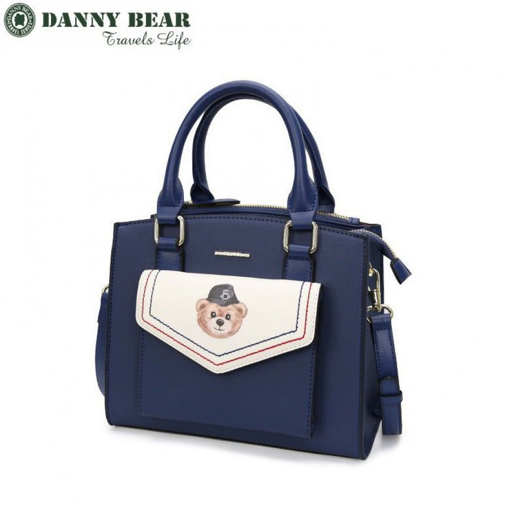 Danny Bear Jeans Series Limited Hand Bag / Sling Bag