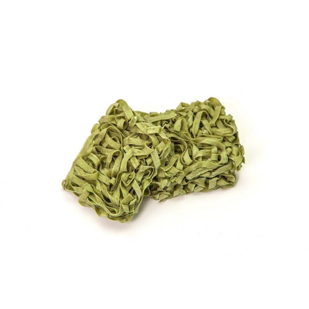 Tehki Premium Organic Spinach Ramen 菠菜拉麵