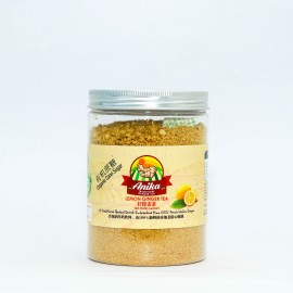 image of Anika Lemon Ginger Tea [Organic Cane Sugar]