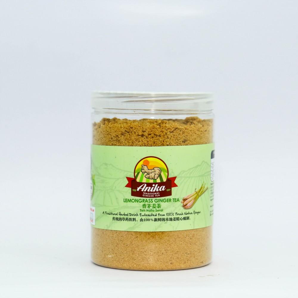 Anika Lemongrass Ginger Tea [Brown Sugar]