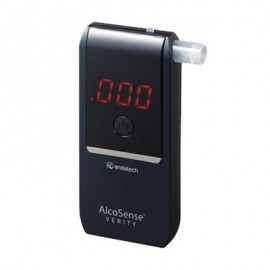 image of AlcoSense Verity Personal Breathalyzer (Navy)