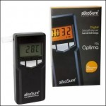 Andatech Safety Pacific AlkoSure Optima Fuel Cell Alcohol Breath Tester