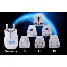 image of Ready Stock Universal Travel Power Plug Charger Adapter Converter TSB