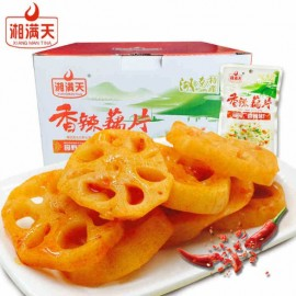 image of 懒人火锅加料香辣莲藕 Hot Spicy Lotus Root