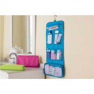 image of *Ready Stock* Travel Cosmetic Makeup Bag Organizer Pouch Beg Bags TSB