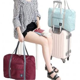 image of Travel Luggage Foldable Bag Travel Bag Carry Bag Beg Wanita Mummy Bag