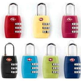 image of TSA Combination Password Mini Travel Luggage Lock TSB