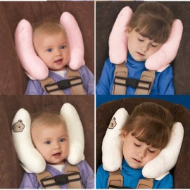image of VFACTORY Travel Baby Soft Pillow Proven Kid Pillow Neck Support TSB