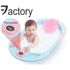 image of VFACTORY Children Bath Barrel Large Baby Bath Tun Kid Child Bucket