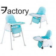 image of VFACTORY Baby-Care Multi-Function Baby Chair Dinning Child Dinner Adjustable