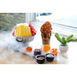 image of Fruit Jacuzzi + Eggettes