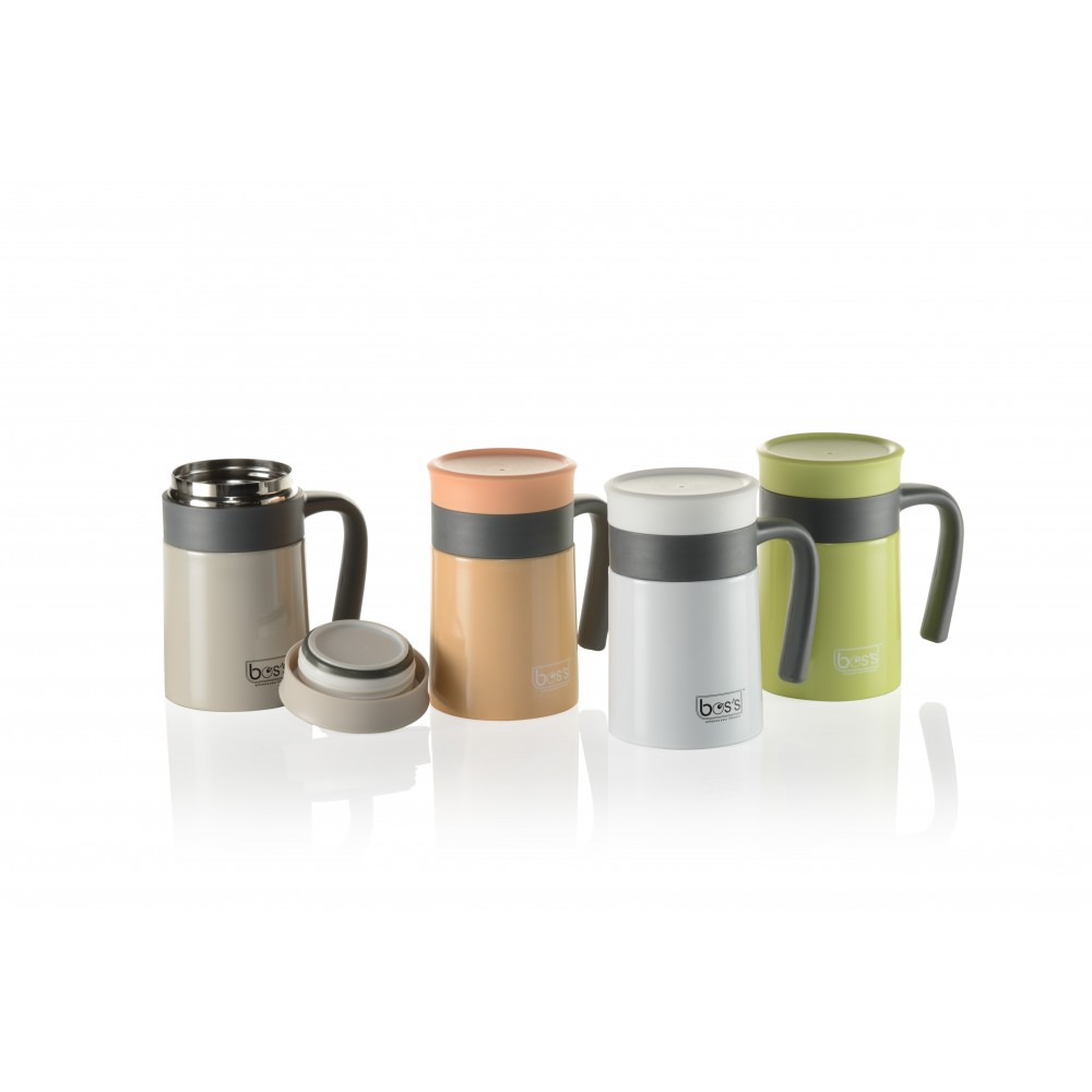 Bos's S/S Insulated Travel Mug 450ML