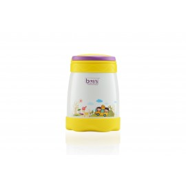 image of Bos's S/S INSULATED FOOD JAR 500ML