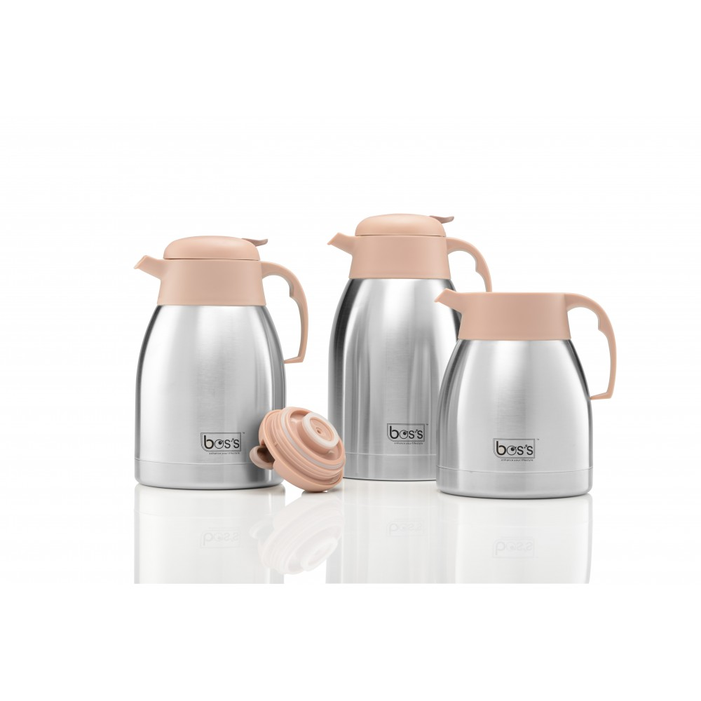 Bos's S/S THERMAL CARAFE 2.0LT