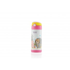 image of Bos's Happy Day Vacuum Bottle 350ML