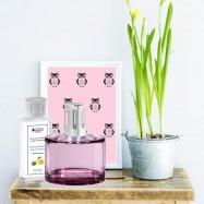 image of COFFRET OVALIE ROSE