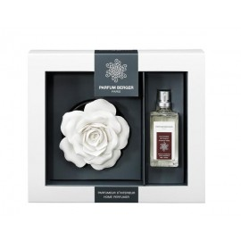 image of ROSE ON PLATE PROVENCE TREATS