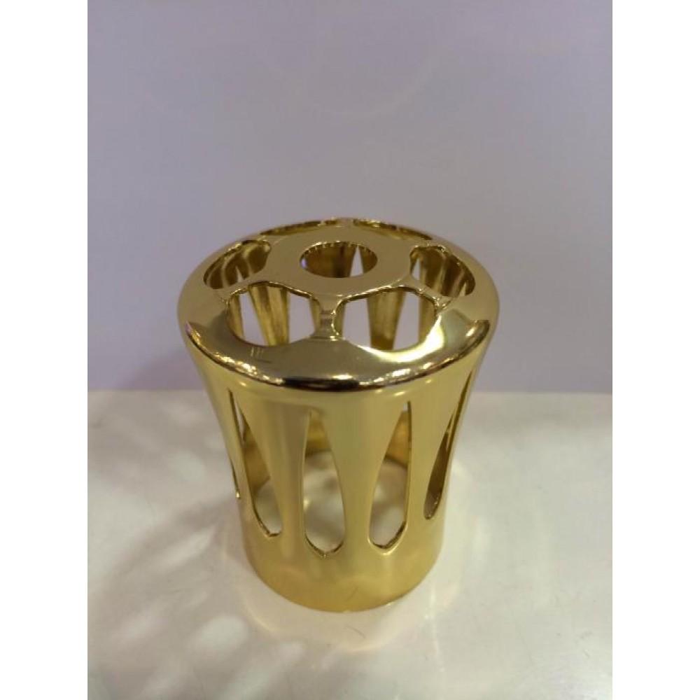 Gold Light Cap