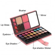 image of (READY STOCK) 33 Color Eyeshadow Makeup palette Professional Set