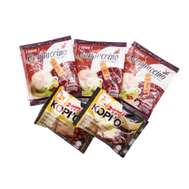image of Free 5 Sachets Coffee with any purchase in Gvado .