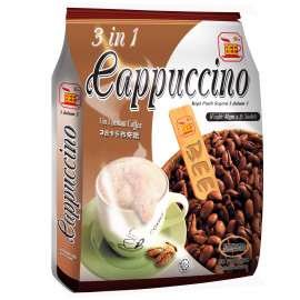image of BEE 3 in 1 Instant Cappuccino (15 Sachets)