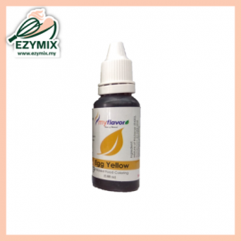 image of MY FLAVOUR Oil Soluble Food Color Egg Yellow (Malaysia) [Ready Stock]