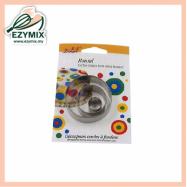 image of EzyMix 3Pcs Round Fondant Cutter (15-E03-1)