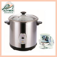 image of CADWARE Multi-Function Electronic Stewed Cooker (5.5L) EE79 (Malaysia)