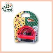 image of EzyMix Heart Shape Cookie Cutter Set (63-300025C)