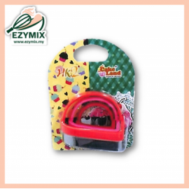image of EzyMix Heart Shape Cookie Cutter Set (63-300025C)