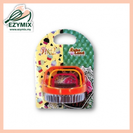 image of EzyMix Fluted Shape Cookie Cutter Set (63-300004C)