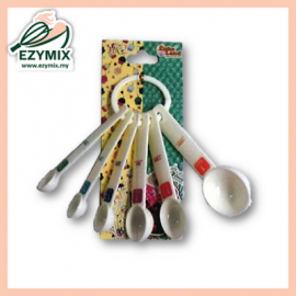 image of EzyMix 6pcs Measuring Spoon (13-19597 )
