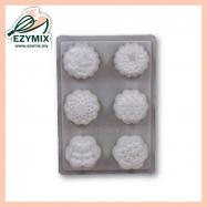 image of EzyMix Mooncake Jelly Mould (22-YT068)